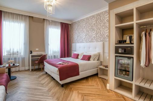 The Boutique Hotel - Rome - Bedroom