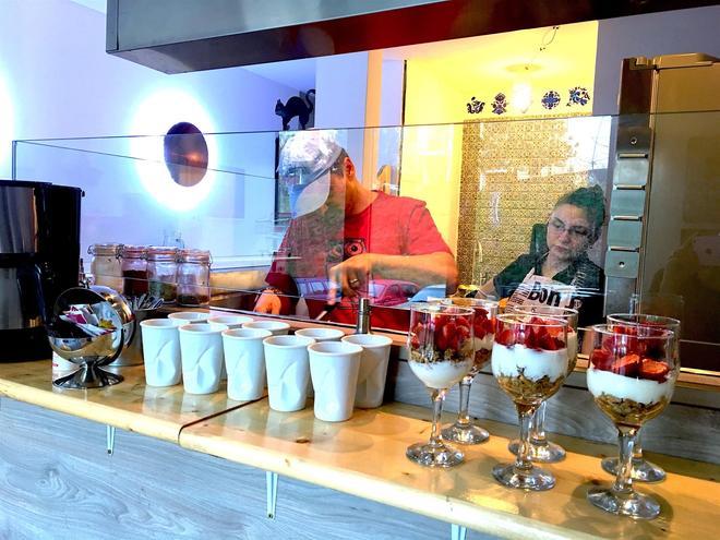 Hotel Biscuit - Cluj Napoca - Buffet