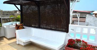 Casa Jardin - Cartagena de Indias - Balcón