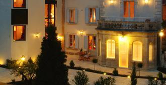 克洛斯波提酒店 - 撒爾拉城 - 薩爾拉拉卡內達 - 建築