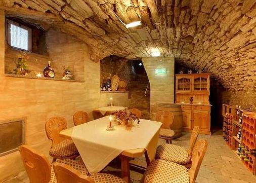 Arvena Reichsstadt Hotel - Bad Windsheim - Dining room