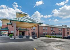 Comfort Inn - Lenoir City - Building