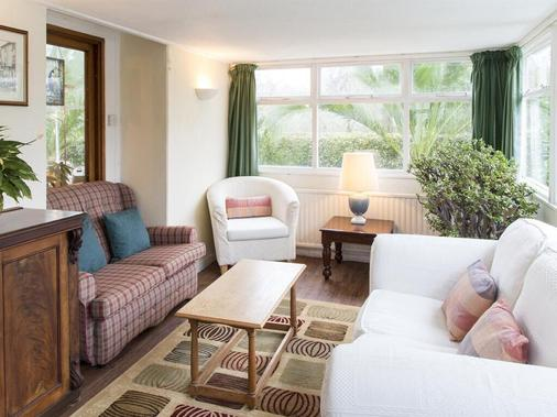 布羅德米德酒店 - 法爾茅斯 - 法爾茅斯 - 客廳
