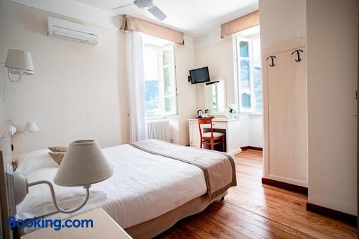 Hotel Villa Aurora - Lezzeno - Bedroom