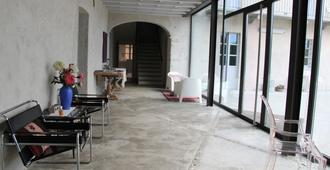 Casa Torre Allera - Cuneo - Patio