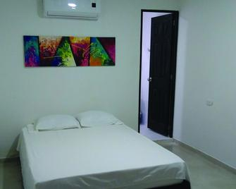 Hotel Kasvel - Валедупар - Bedroom