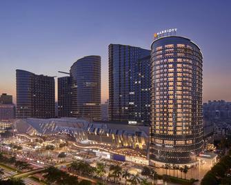 Nanning Marriott Hotel - Nanning - Bygning