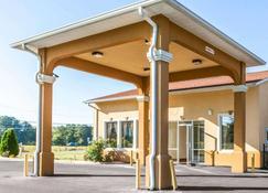 Quality Inn & Suites - Cartersville - Edifício