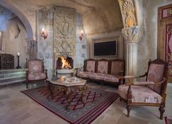Elika Cave Suites - Nevşehir - Schlafzimmer