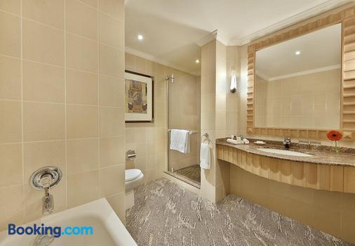 Hilton Sandton - Sandton - Bathroom