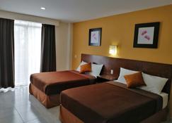 Hotel Posada del Carmen Aguascalientes - Aguascalientes - Bedroom