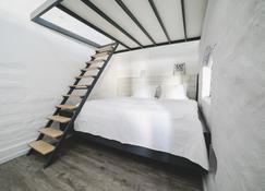Elbquartier Apartments Magdeburg - Maagdenburg - Slaapkamer