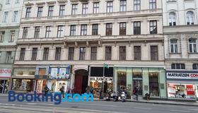Pension Madara - Βιέννη - Κτίριο