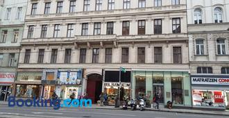 Pension Madara - Vienna - Building