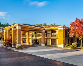 Quality Inn Stone Mountain - Stone Mountain - Edificio