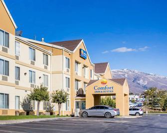 Comfort Inn & Suites Woods Cross - Salt Lake City North - Woods Cross - Gebäude