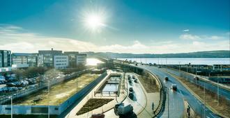 Holiday Inn Express Dundee - Dundee - Vista del exterior