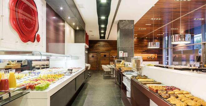 Ilunion Atrium - Madrid - Buffet
