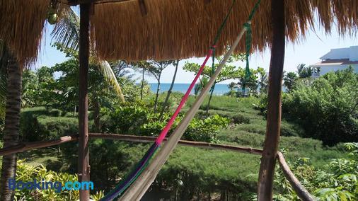 Rancho Sak-Ol - Puerto Morelos - Μπαλκόνι