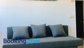 Pisos con piscina planta 20 y 13 super vistas - Madrid - Sala de estar