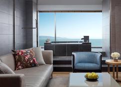 Lake Biwa Marriott Hotel - Moriyama - Living room