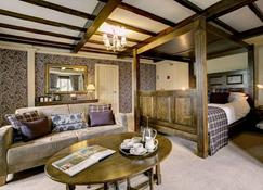Stone House Hotel - Hawes - Living room