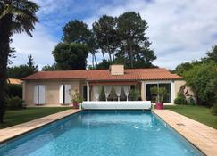 Villa Herbert - Andernos-les-Bains - Piscine