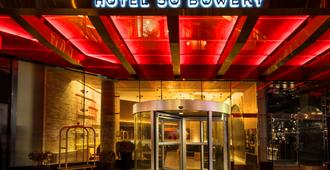 Hotel 50 Bowery Nyc - New York - Bygning