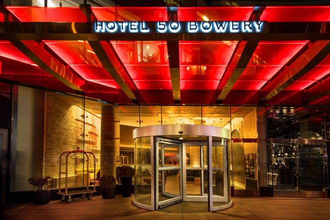 Hotel 50 Bowery, a Joie de Vivre hotel - New York - Rakennus