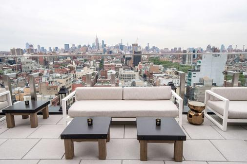 Hotel 50 Bowery, a Joie de Vivre hotel - New York - Balcony