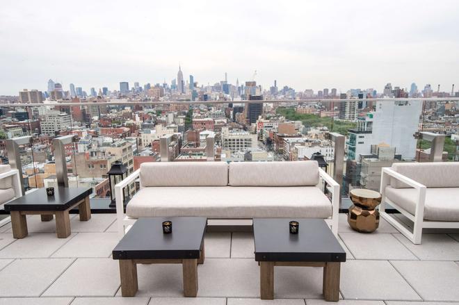 Hotel 50 Bowery, a Joie de Vivre hotel - New York - Parveke