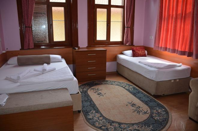 Held Hotel - Antalya - Makuuhuone