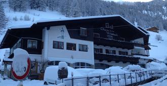 Garni Hotel and Apartments Wildbach - Selva di Val Gardena - Bâtiment