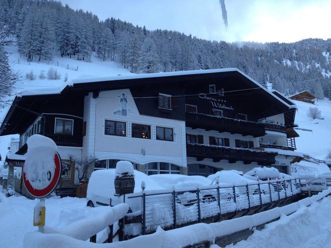 Garni Wildbach - Selva di Val Gardena - Building