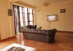251 Budget Guest House - Addis Ababa - Living room