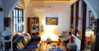 Alma Bed & Breakfast - Santiago - Phòng khách
