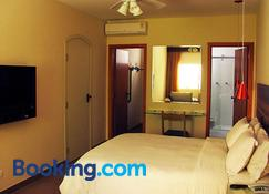 Hotel Itapemar - Ilhabela - Chambre