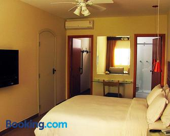 Hotel Itapemar - Ilhabela - Bedroom