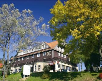 Spa Hotel Bily Horec - Harrachov - Building