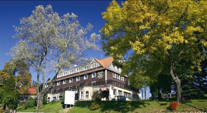 Spa Hotel Bily Horec - Harrachov - Rakennus