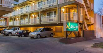 Quality Inn Sacramento Convention Center - Sacramento - Bâtiment