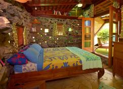 Mark's Place Moorea - Temae - Bedroom