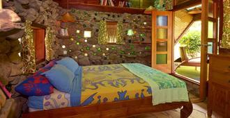 Mark's Place Moorea - Temae - Bedroom