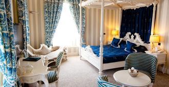 リングウッド ホール ホテル - チェスターフィールド - 寝室