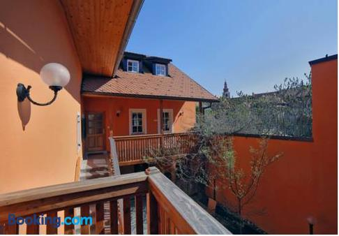 Rooms & Apartments Silak - Ptuj - Balcony