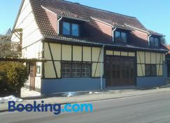 Pension Waldblick - Sangerhausen - Building