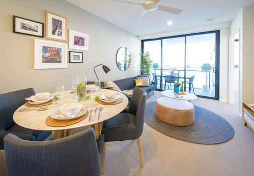 Alcyone Hotel Residences - Brisbane - Dining room