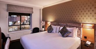 Handel's Hotel - דבלין - חדר שינה