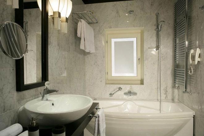 城市豪華賓館 - 羅馬 - 浴室