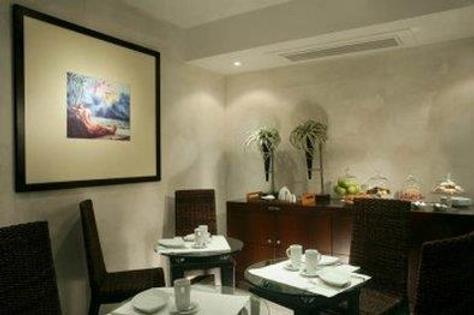 Intown Luxury House - Rooma - Ravintola